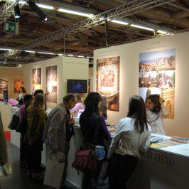 Primo giorno ad Art & Tourism
