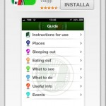 guida verde touring toscana, app. tourism in tuscany