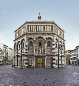 Battistero di Firenze-lato-Porta-Paradiso. foto-Opera-di-Santa-Maria-del-Fiore