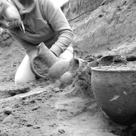 """""""L'Archeologo in cantiere"""" al Museo Archeologico di Populonia"""
