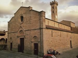 Fiesole, chiesa / church