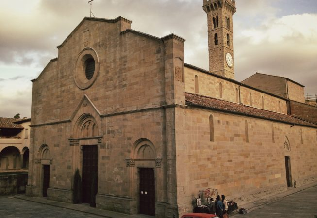 Fiesole, chiesa / church
