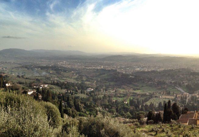 Fiesole, veduta su Firenze / view of florence