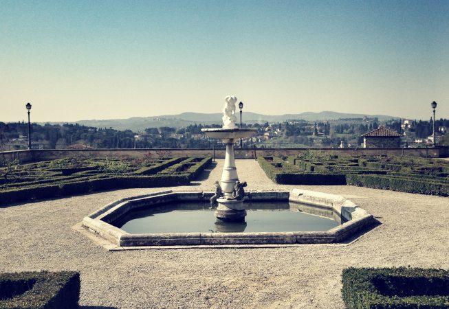 Giardino di Boboli - Boboli Garden Florence