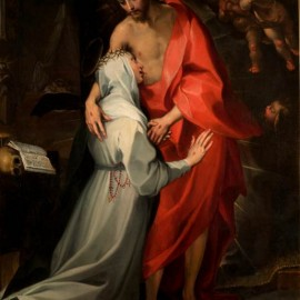 """""""Nutrita d'Amore"""": l'esposizione a Siena, nella Cripta sotto il Duomo"""