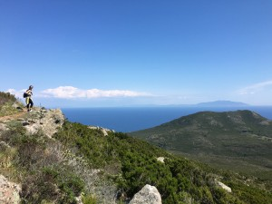 Isola di Capraia, paesaggio - Capraia Island, landscape