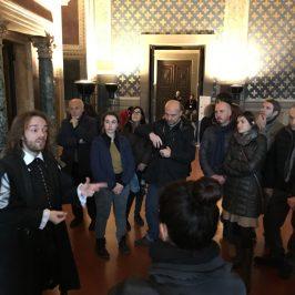 Visita Palazzo Vecchio con.. Giorgio Vasari!
