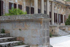 galleria demidoff, villa di san martino, isola d'Elba