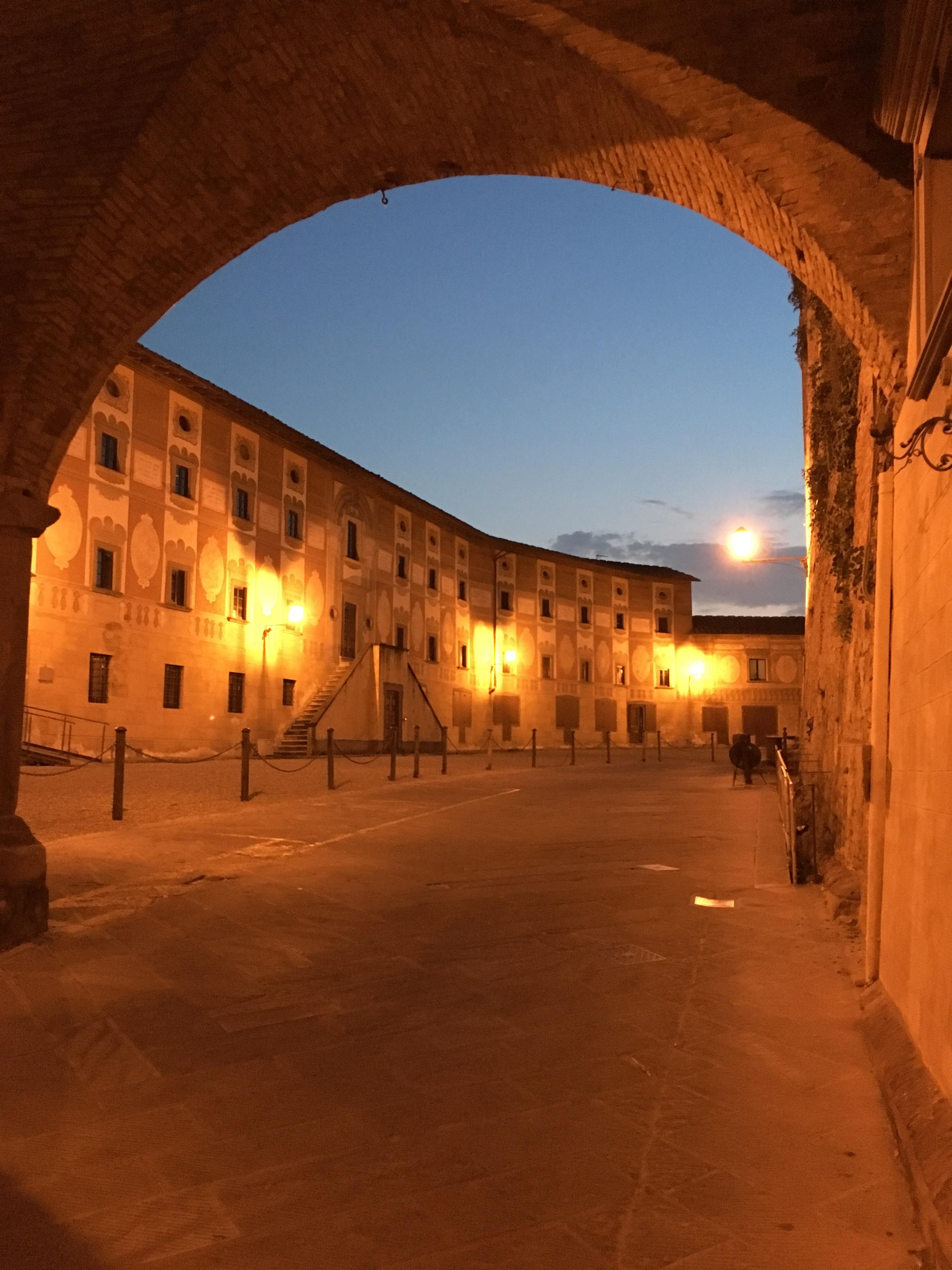 San Miniato, Palazzo del Seminario