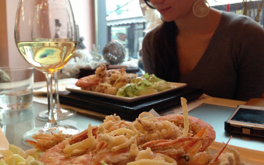 San Vincenzo, ristorante pesce