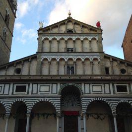 Il Duomo di San Zeno a Pistoia