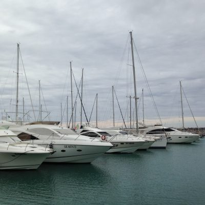 San Vincenzo, porto