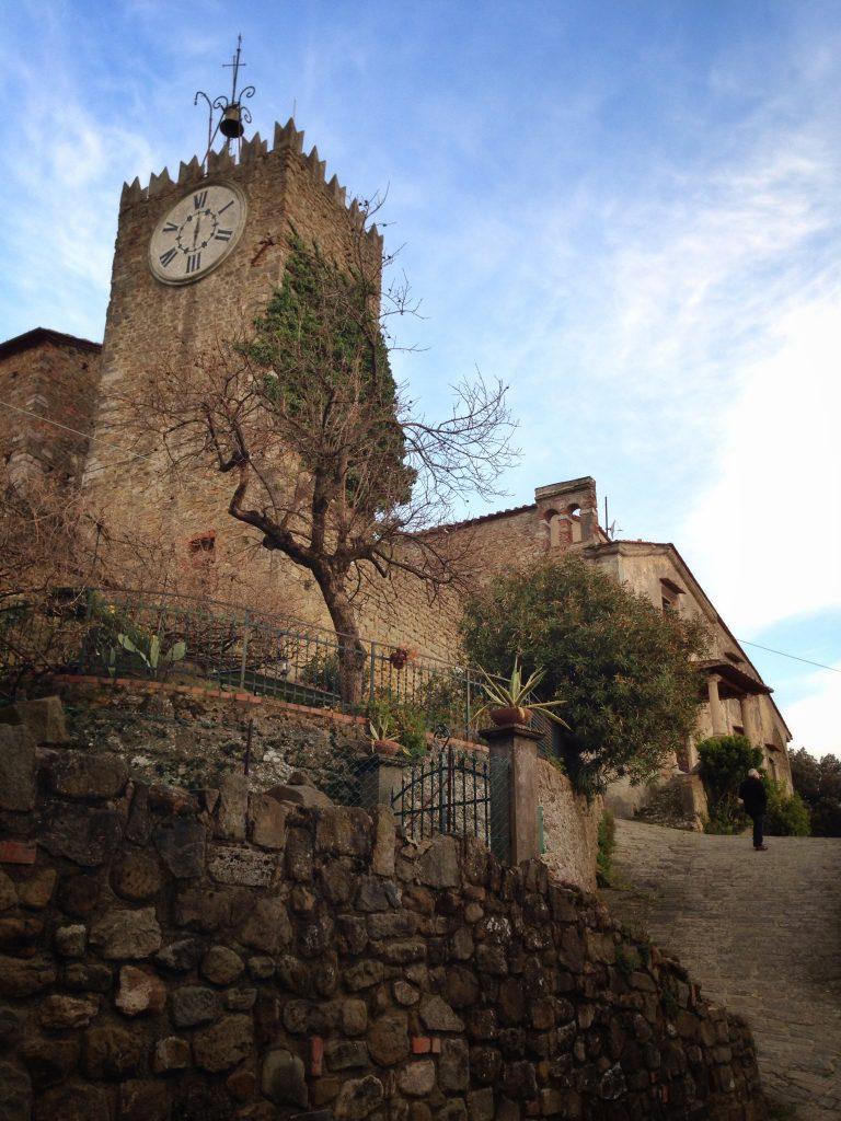 Montecatini alto, Rocca