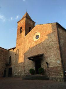Certaldo - Chiesa dei Santi Jacopo e Filippo