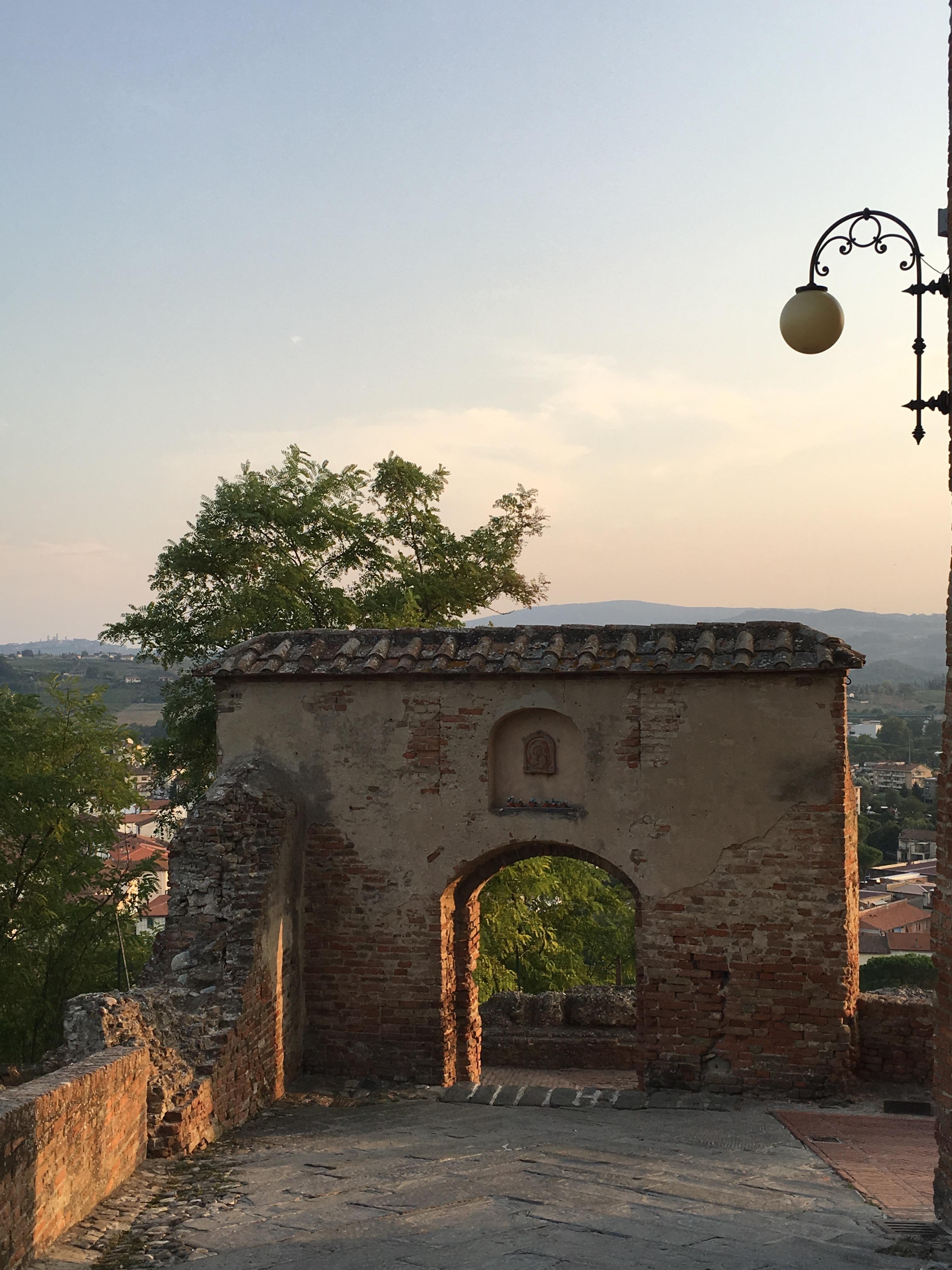 Certaldo - Porta del Rivellino