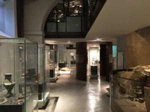 Museo Archeologico di Artimino, interno