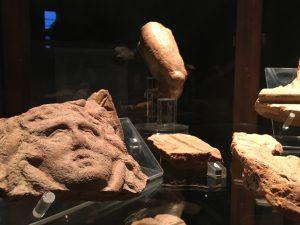 Museo Archeologico di Artimino, reperti