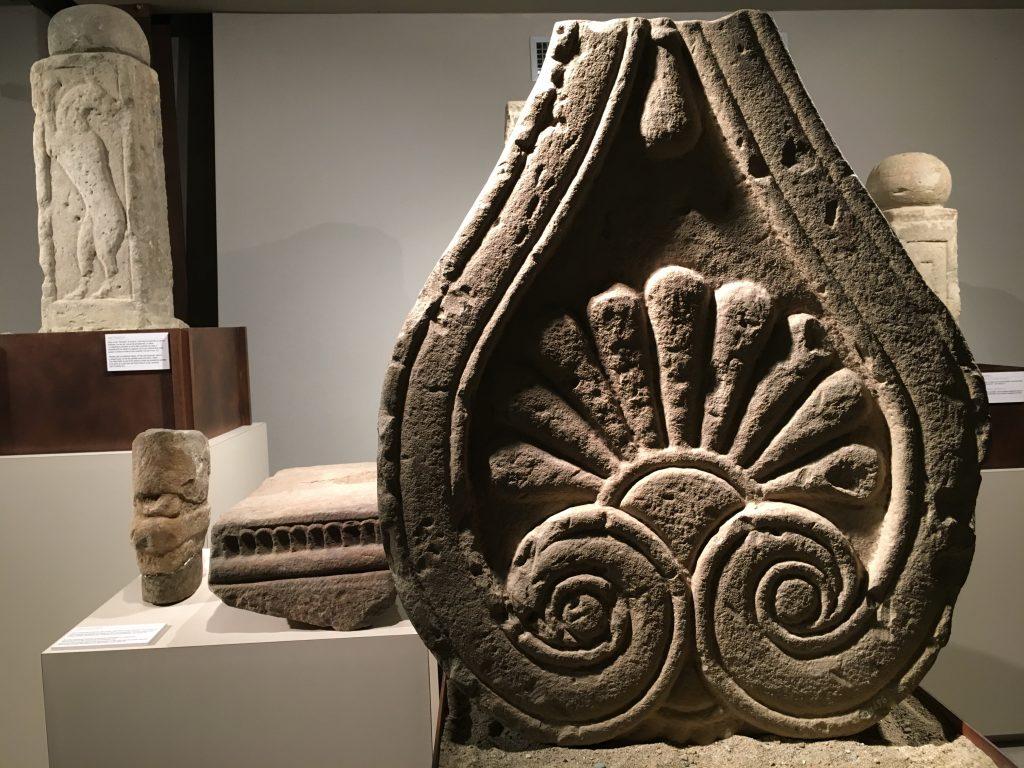 Museo Archeologico di Artimino - Stele di Vipia Vetes