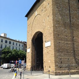 Porta Romana, Firenze