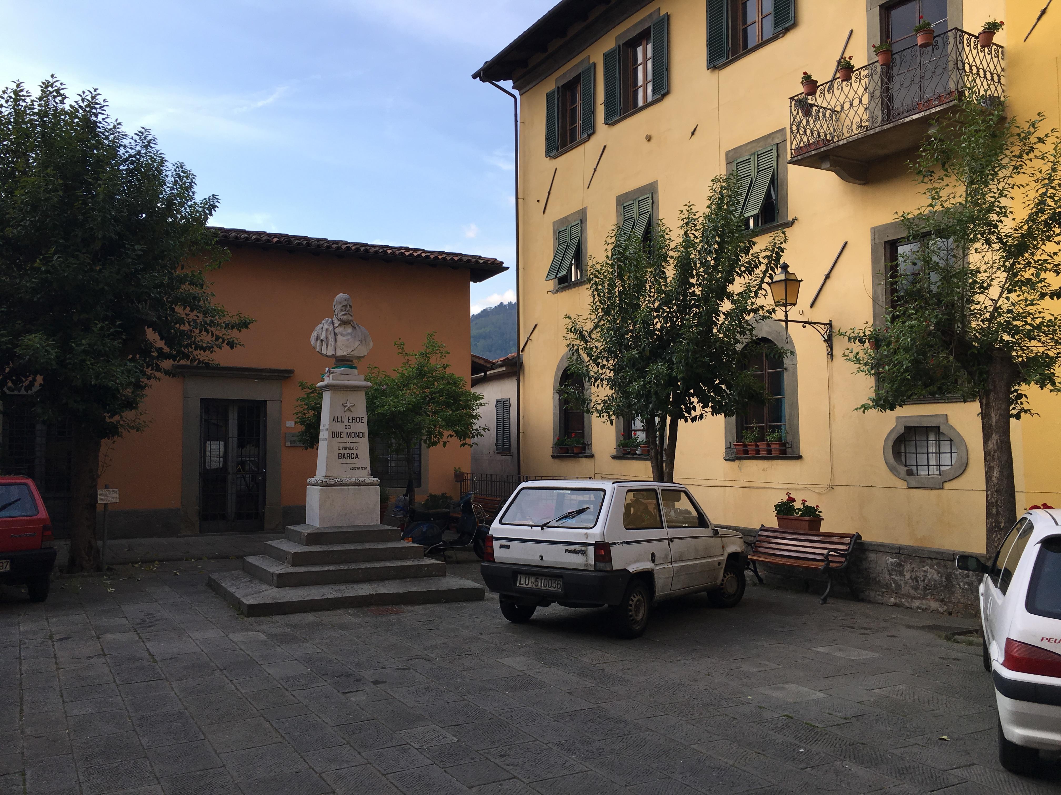 Barga, Giovanni Pascoli